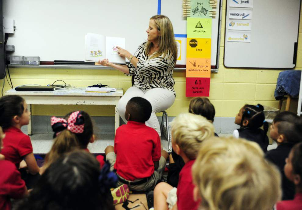 Lafayette Parish schools enrollment increased by more than 1,000 on Friday _lowres