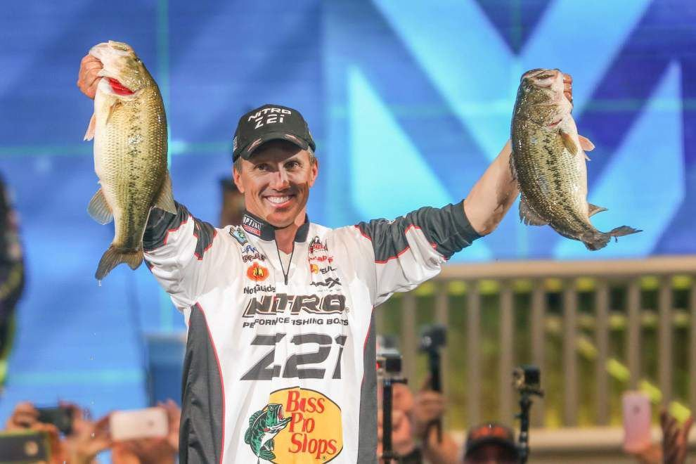 Video: Edwin Evers puts stamp on Bassmaster Classic title _lowres