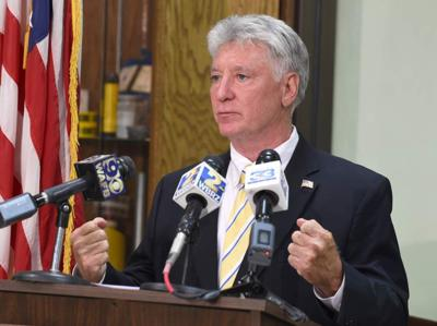 East Baton Rouge DA recuses his office from Alton Sterling case, citing relationship with officer's parents _lowres