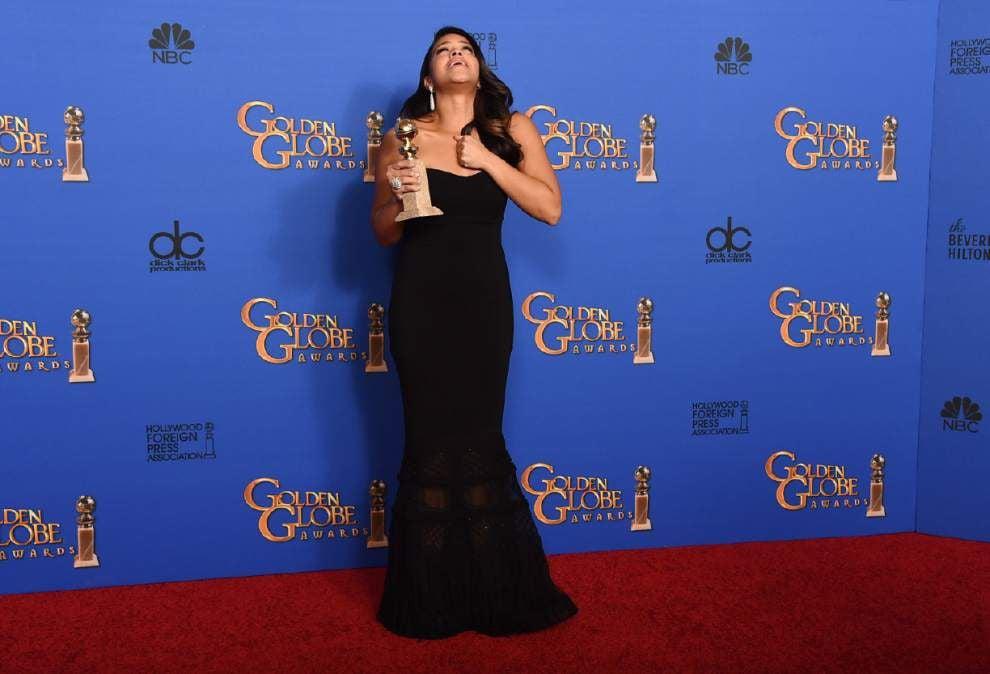 'Boyhood' leads Golden Globes, 'Grand Budapest' upsets _lowres