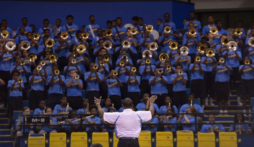 'The future of the Southern University Marching Band' _lowres