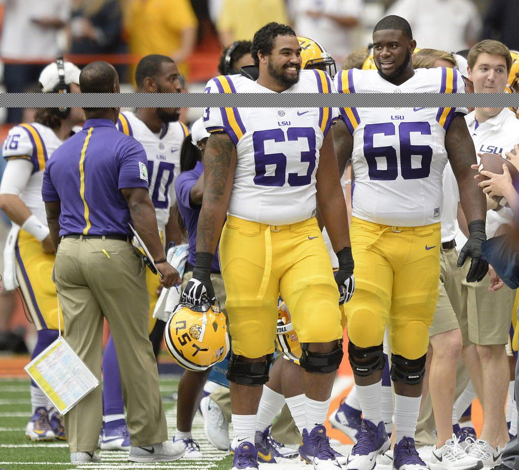 LSU Twitter Mailbag: You asked about the O-line, LB depth chart, QB race and more