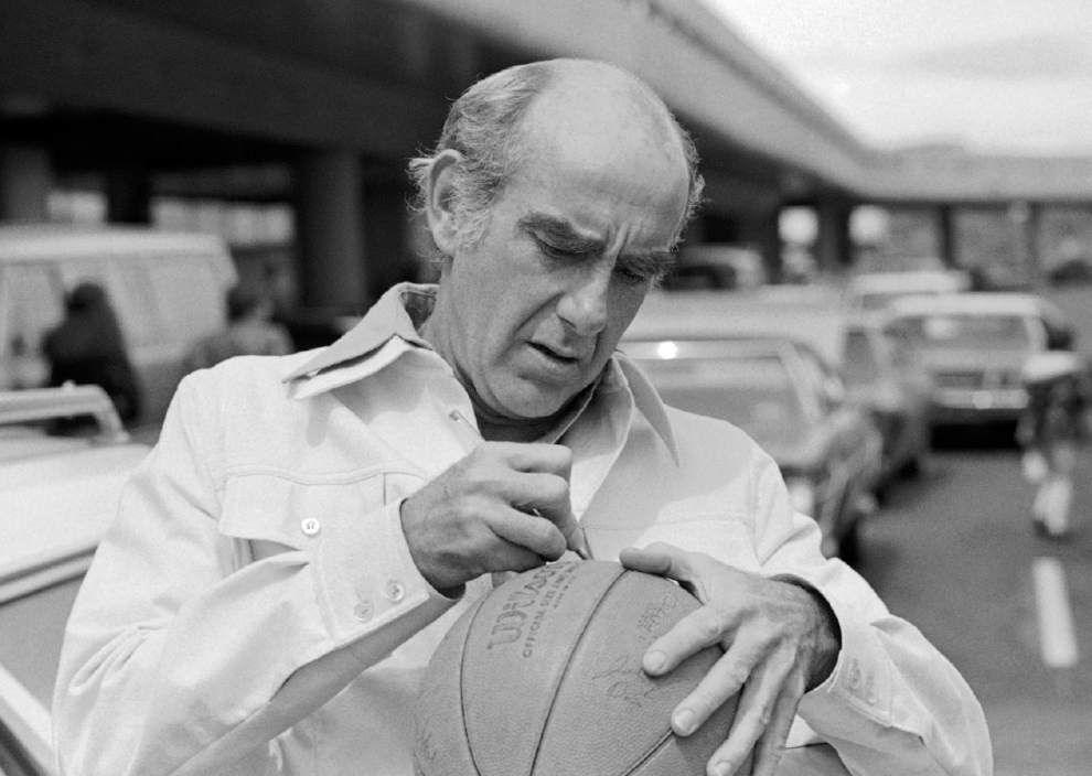 Hall of Fame coach Jack Ramsay dies at 89 _lowres