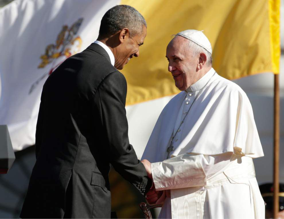 Bobby Jindal says President Obama 'lied' to pope about U.S. religious freedom, cites same-sex marriage cases _lowres