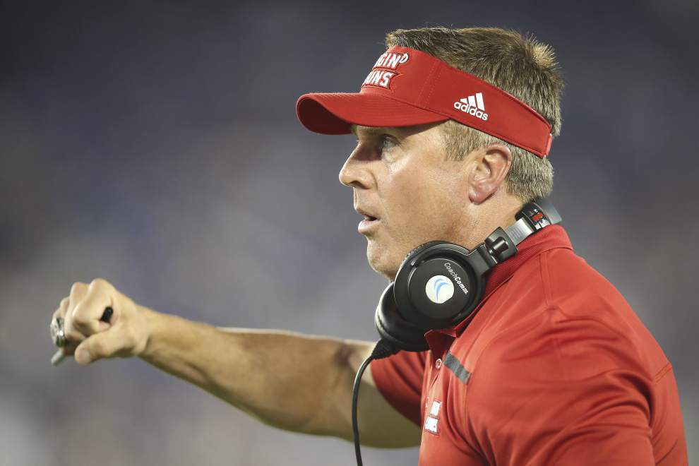 Ragin' Cajuns face long odds Saturday at Appalachian State _lowres