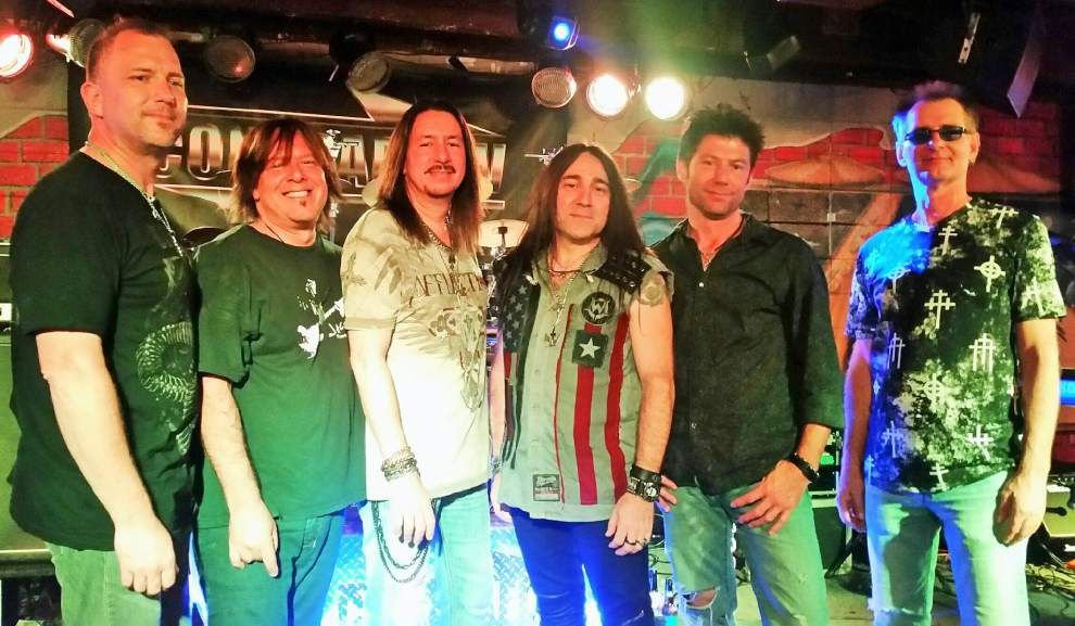 Contraflow to celebrate 10 years of rocking 1970s and '80s classics with Rock 'n' Bowl show _lowres