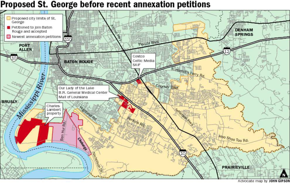 St. George organizers submit their petition for new city _lowres