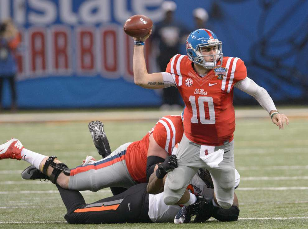 Ole Miss shows it's more than up for the big stage in rout of Oklahoma State _lowres