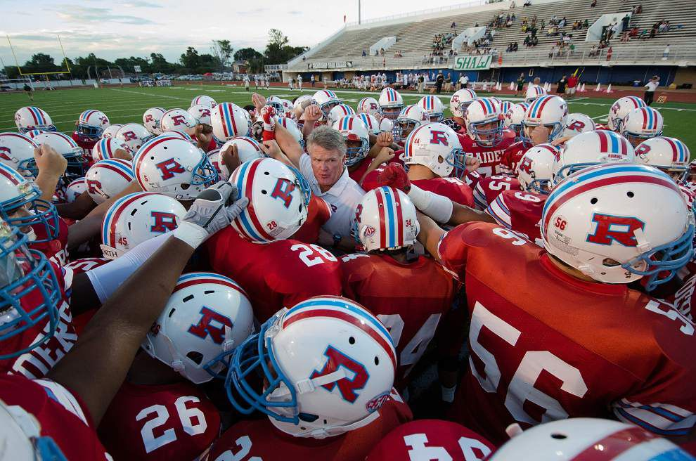 Video: The New Orleans Advocate's High School Football Game of the Week (Rummel vs. Brother Martin) _lowres