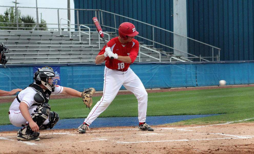 Rummel rallies from 7-1 deficit against Brother Martin with seven-run seventh inning _lowres