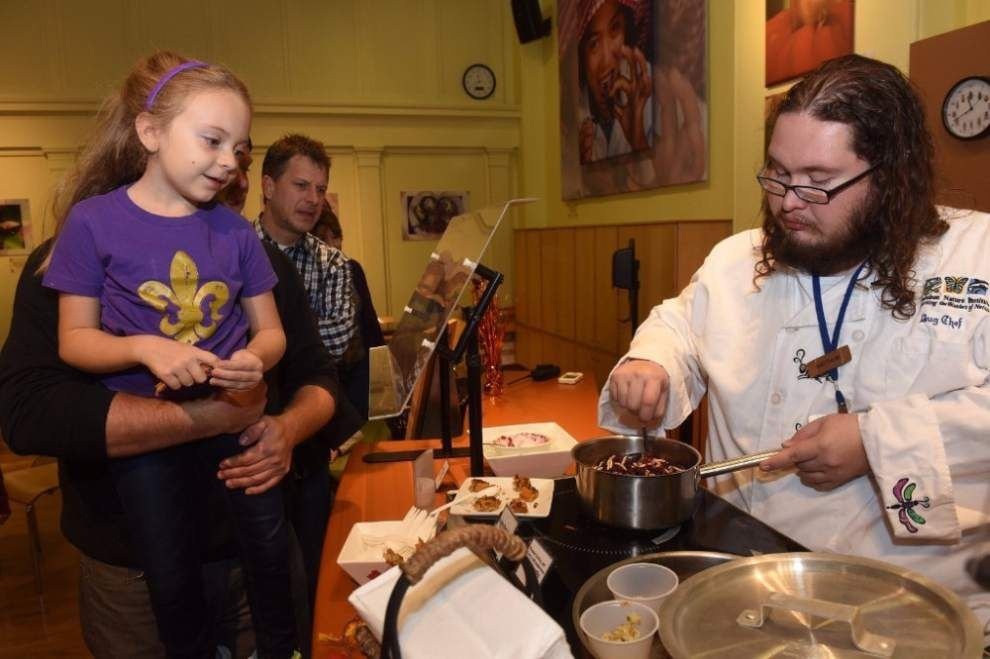 Audubon chefs offer chance to feast from the ground up _lowres