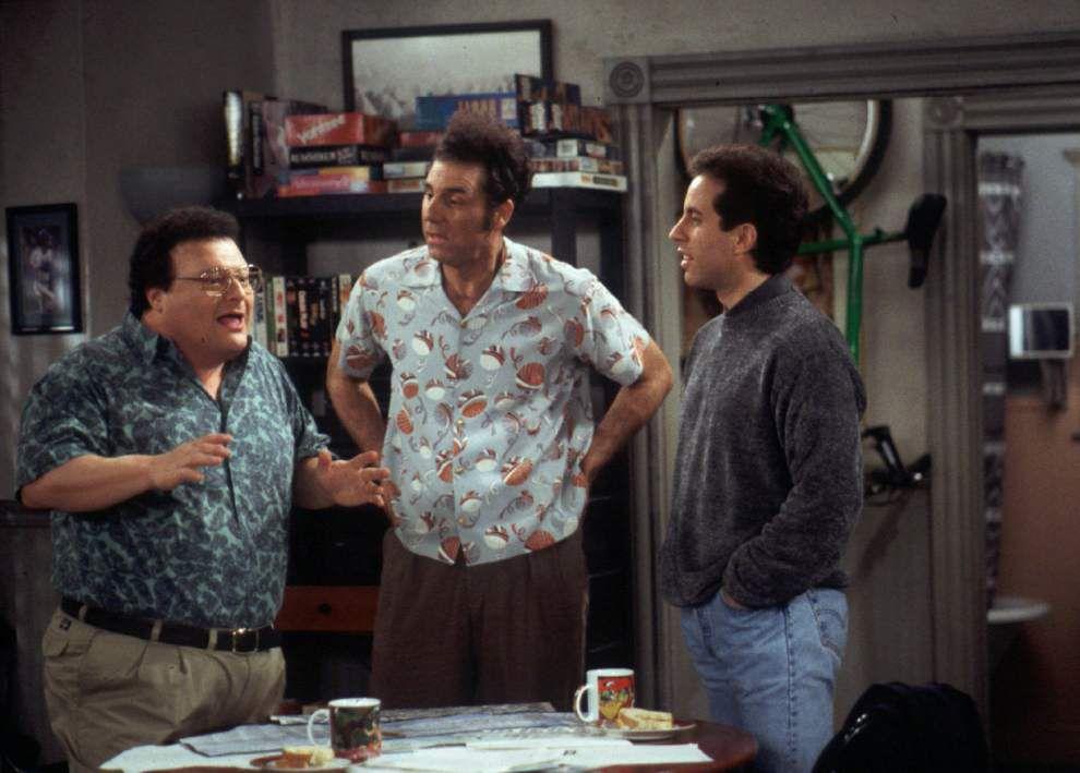 Manship Theatre hosting 'Seinfeld Anniversary' event _lowres