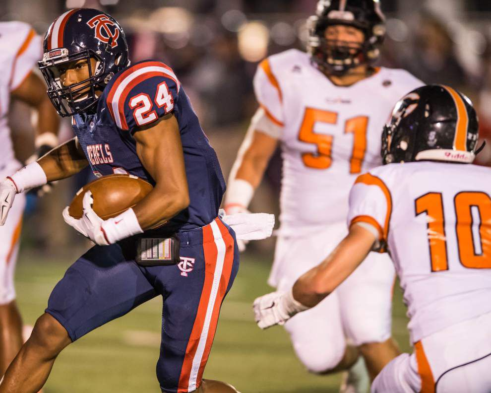 Crowley and Notre Dame top The Acadiana Advocate's high school football rankings _lowres