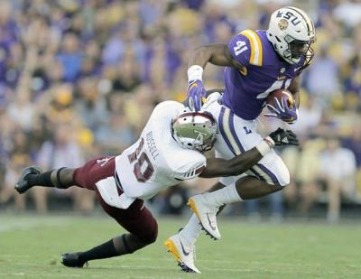 Running back? Fullback? Tight end? LSU's David Ducre eager to make impact wherever