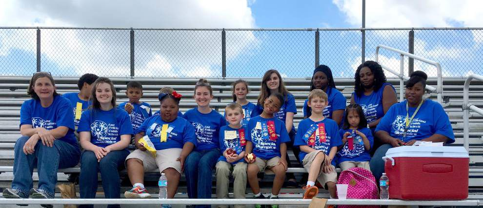 Jackson students get first shot at Special Olympic gold _lowres