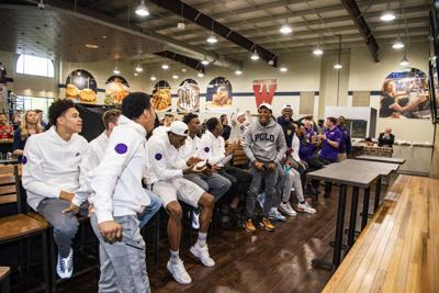 499af6a62c7 2019 NCAA Tournament bracket: Here's LSU's road to possible first-ever  national title