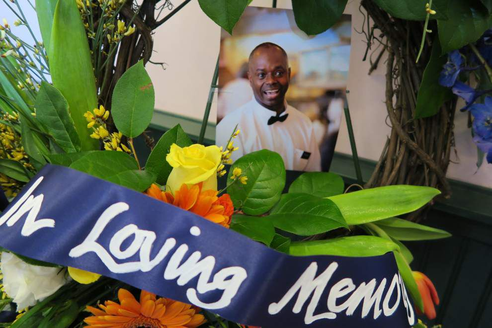 Tributes to beloved Camellia Grill waiter Marvin Day on display, summed up with one 'Word' _lowres
