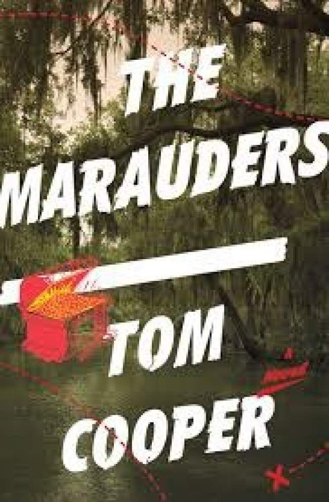 Characters leap from the pages of 'Marauders' _lowres