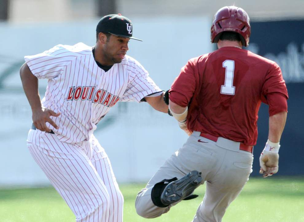 College baseball weekend glance: UL-Lafayette, Tulane, Southeastern, Nicholls, UNO _lowres