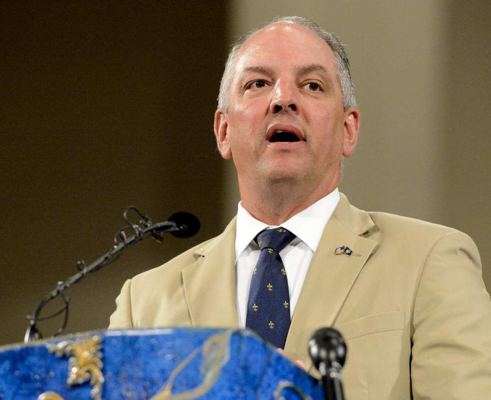 Gov. John Bel Edwards on Alton Sterling, Dallas, Minnesota violence: 'We are better than this' _lowres