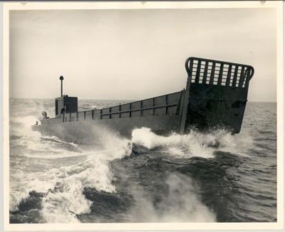 Higgins landing craft