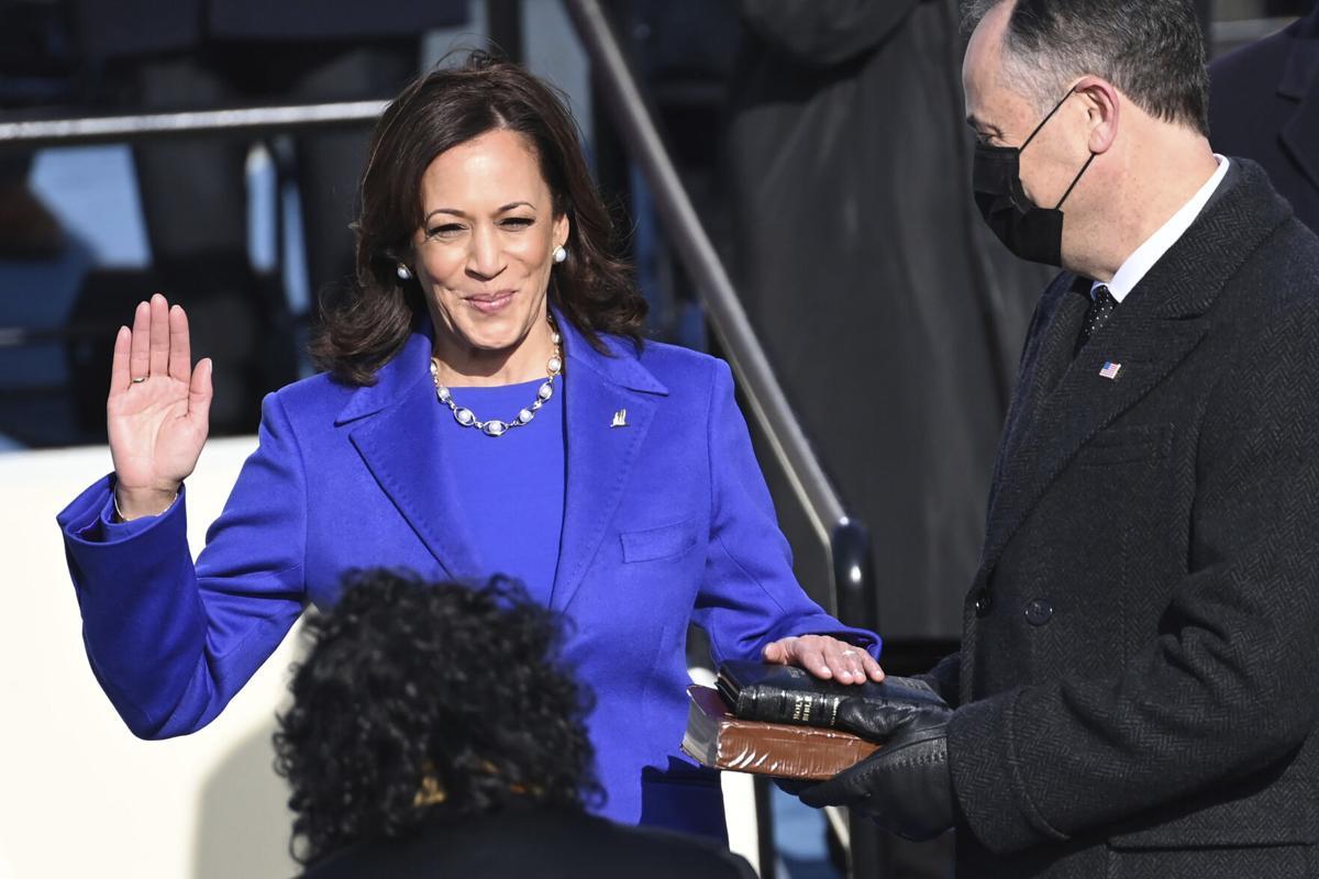 APTOPIX Biden Inauguration