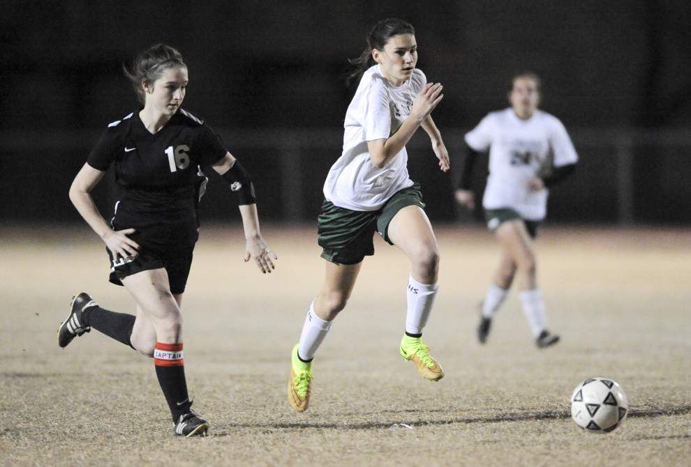 Girls soccer playoffs: Acadiana holds off Lafayette to advance to quarterfinals _lowres
