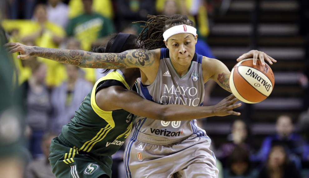 Seimone Augustus makes WNBA list of 20 greatest, most influential players _lowres