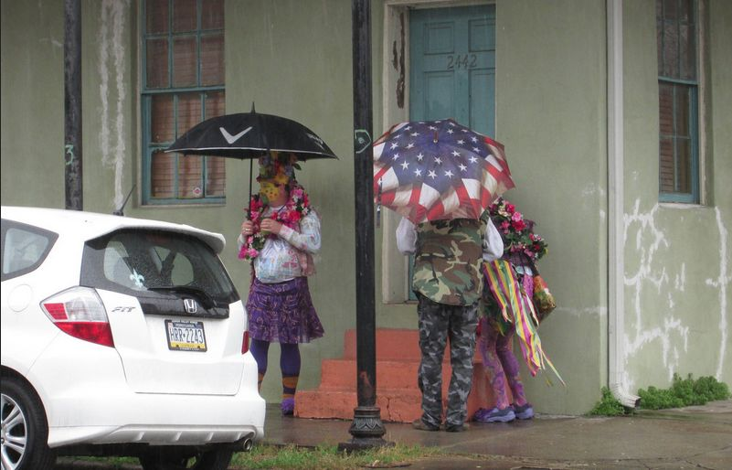 Proteus, Orpheus to roll early on Lundi Gras; bad weather expected late Monday_lowres