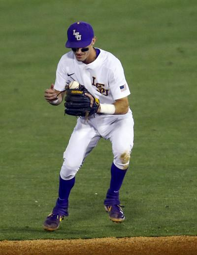 SEC South Carolina LSU Baseball