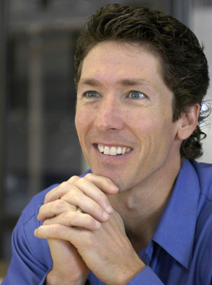 $600K taken from safe at Osteen's megachurch _lowres
