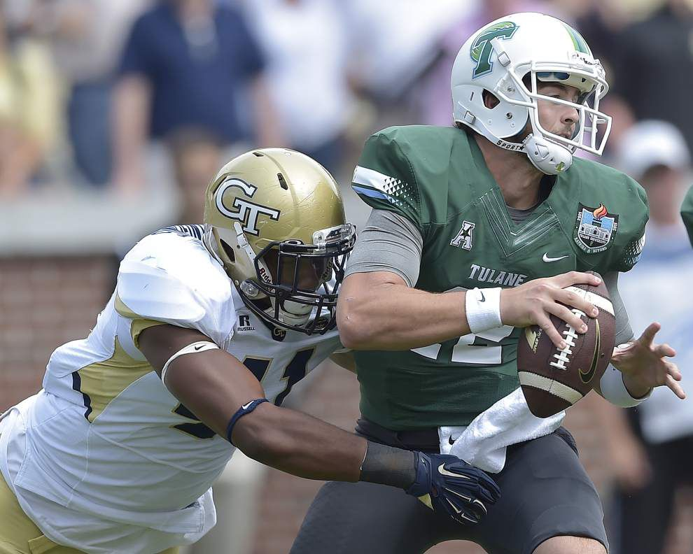 Winless Tulane seeking boost of confidence Saturday night against Maine _lowres