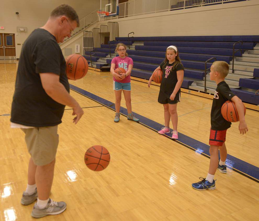 Basketball skills camp open for elementary students _lowres