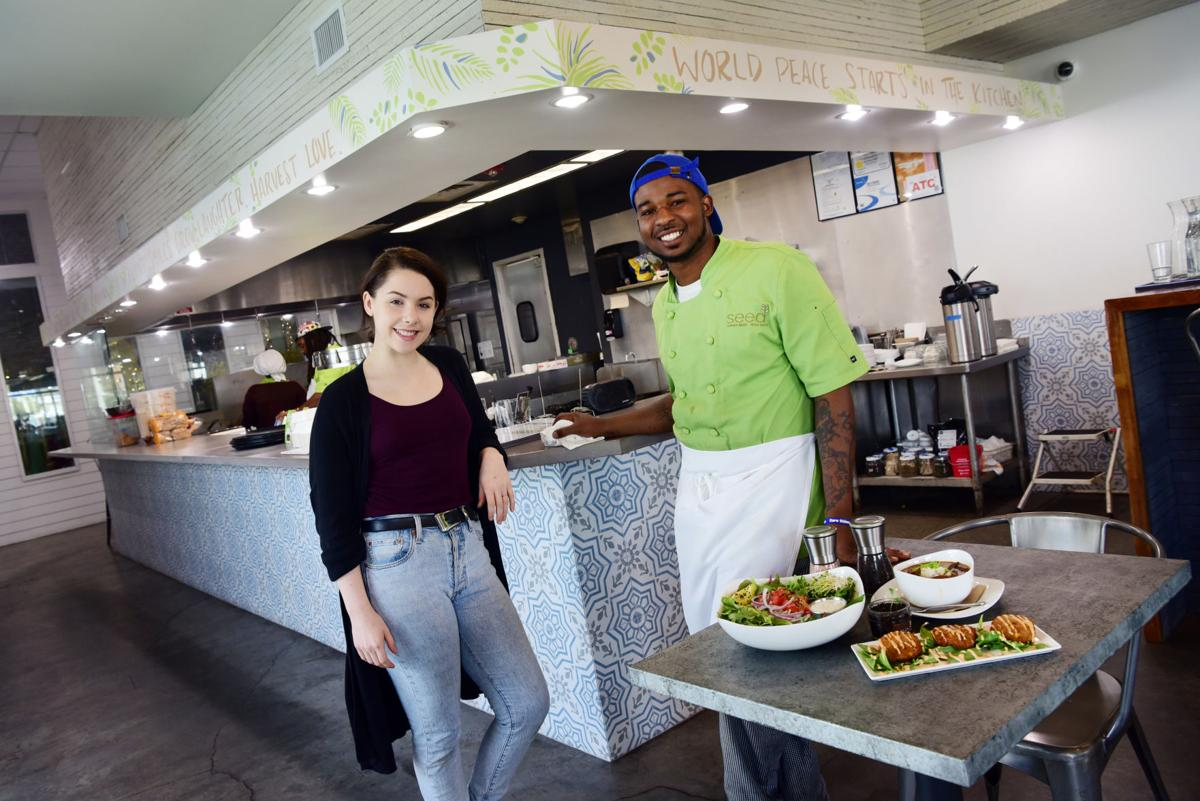 Restaurant review: Vegan spot Seed sprouts to St. Claude Avenue
