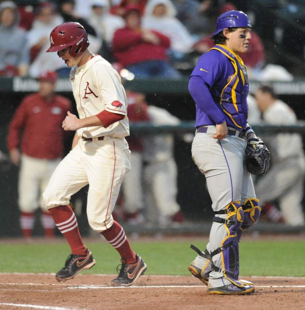 On deck: LSU at Arkansas _lowres