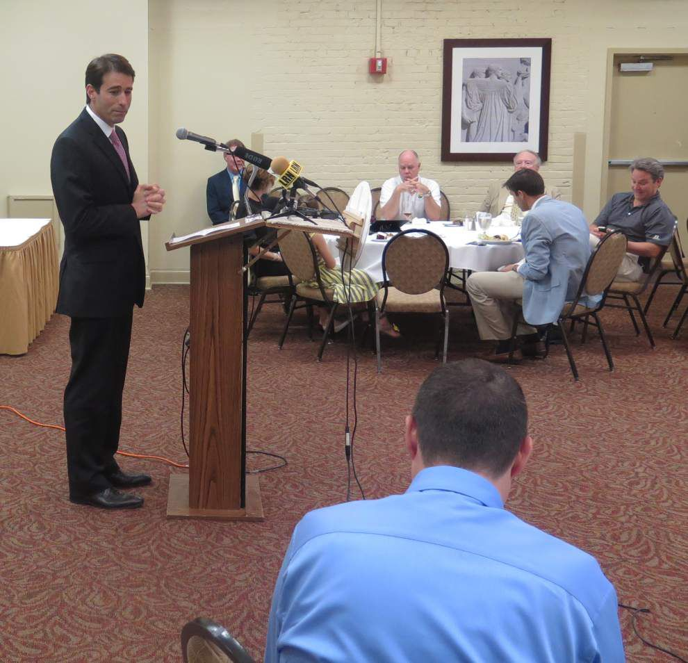 DOTD agrees with Congressman Garret Graves about solutions for 'ridiculous' Washington Street exit _lowres