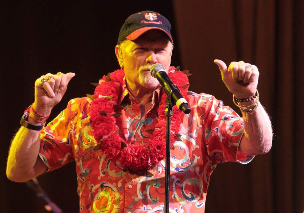 Beach Boys, featuring original member Mike Love, to perform in March at Baton Rouge River Center _lowres