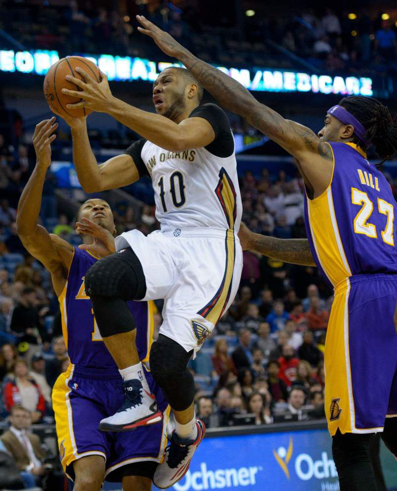Pelicans need momentum; Timberwolves provide a starting point _lowres
