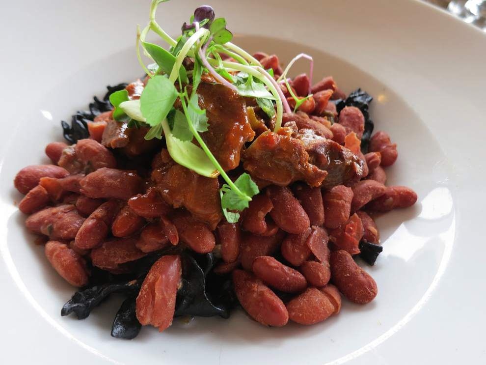 Digging In: Red beans and pasta? It must be 'Modern Southern' _lowres