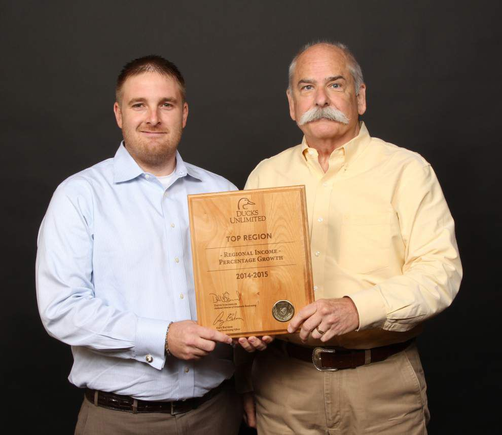 Ducks Unlimited regional director wins recognition _lowres