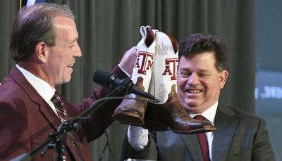 Texas A M Fisher Football