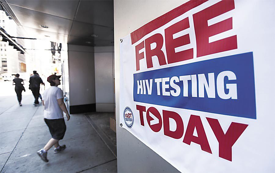 New Orleans' HIV rates are among the nation's highest, but a free, quick test could change that_lowres