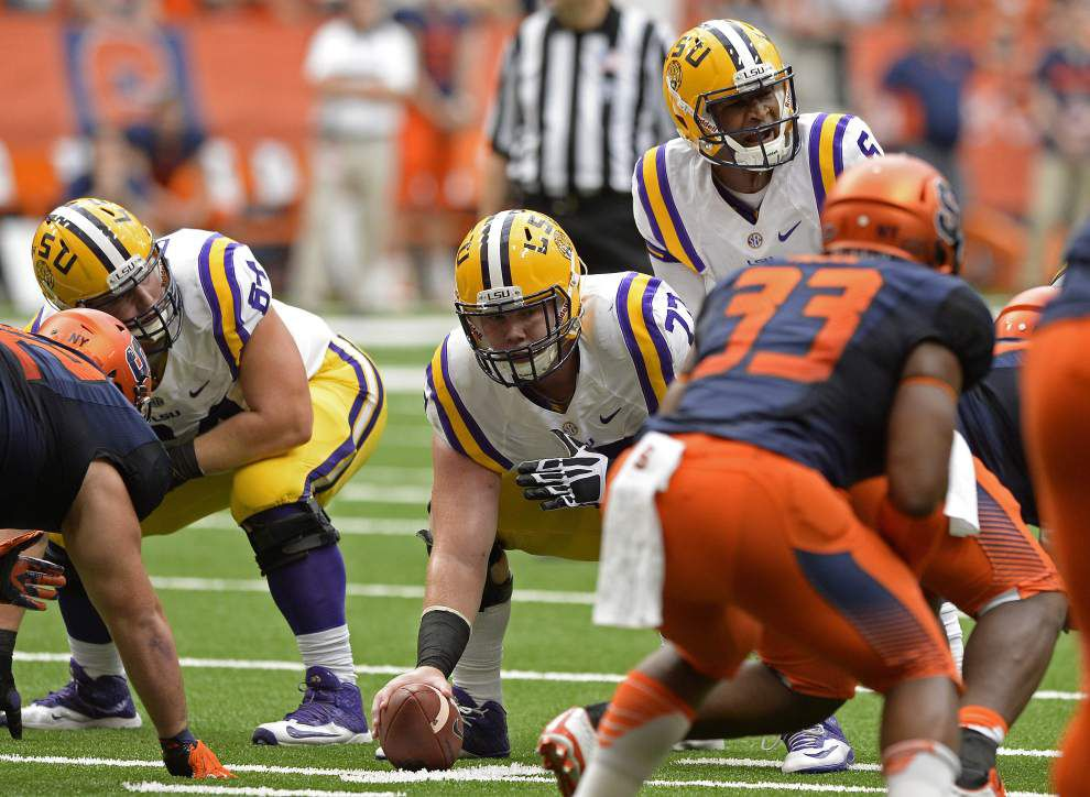LSU football enters 2016 loaded with returning starters and star players, but Tigers still have holes to fill _lowres