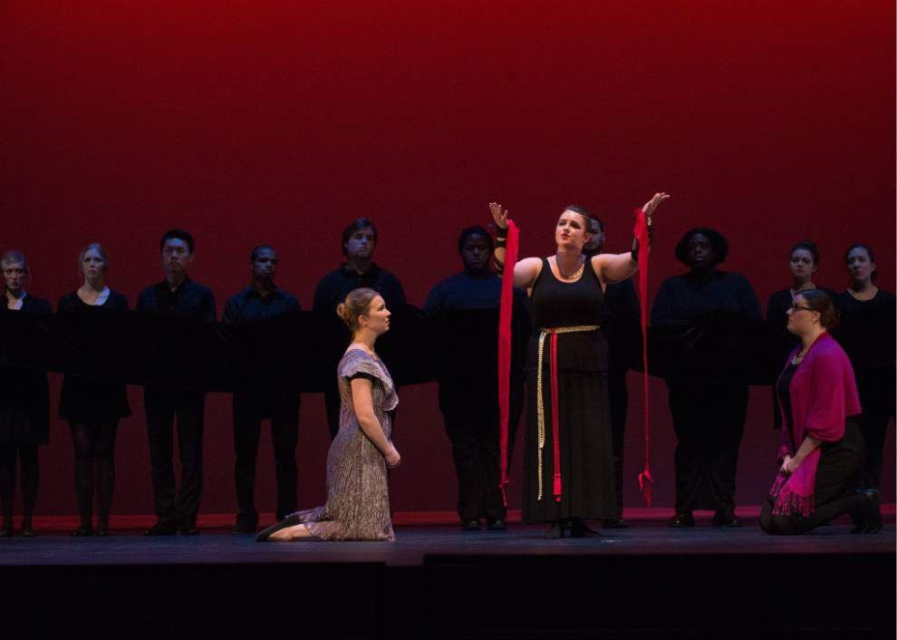 LSU brings 'Dido and Aeneas' opera to stage for two performances _lowres