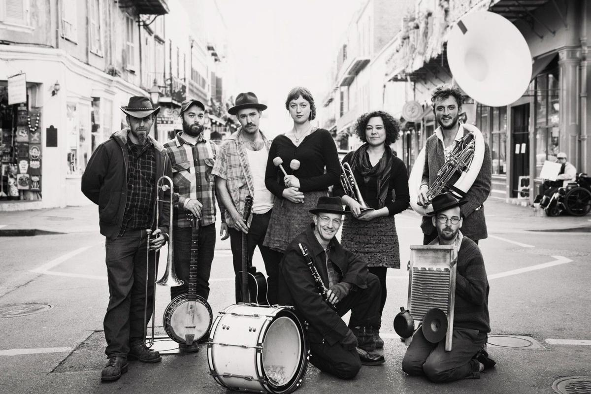 Mashed Potato Records launches New Orleans street scene recording project_lowres
