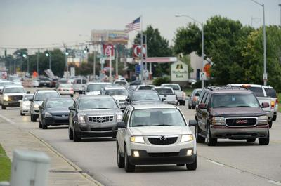 River crossing eyed to ease Ambassador Caffery traffic _lowres