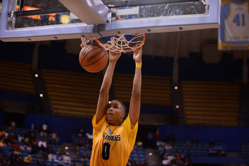 Brandon Sampson to announce college decision at 10 a.m. Monday _lowres