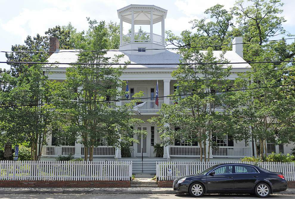 Alexandre Mouton House will be among historic Lafayette homes on annual history walk tour sponsored by preservation group _lowres