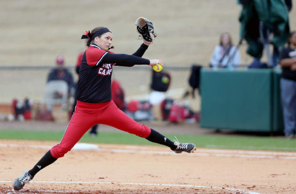 Cajuns softball looks forward to foe South Alabama _lowres