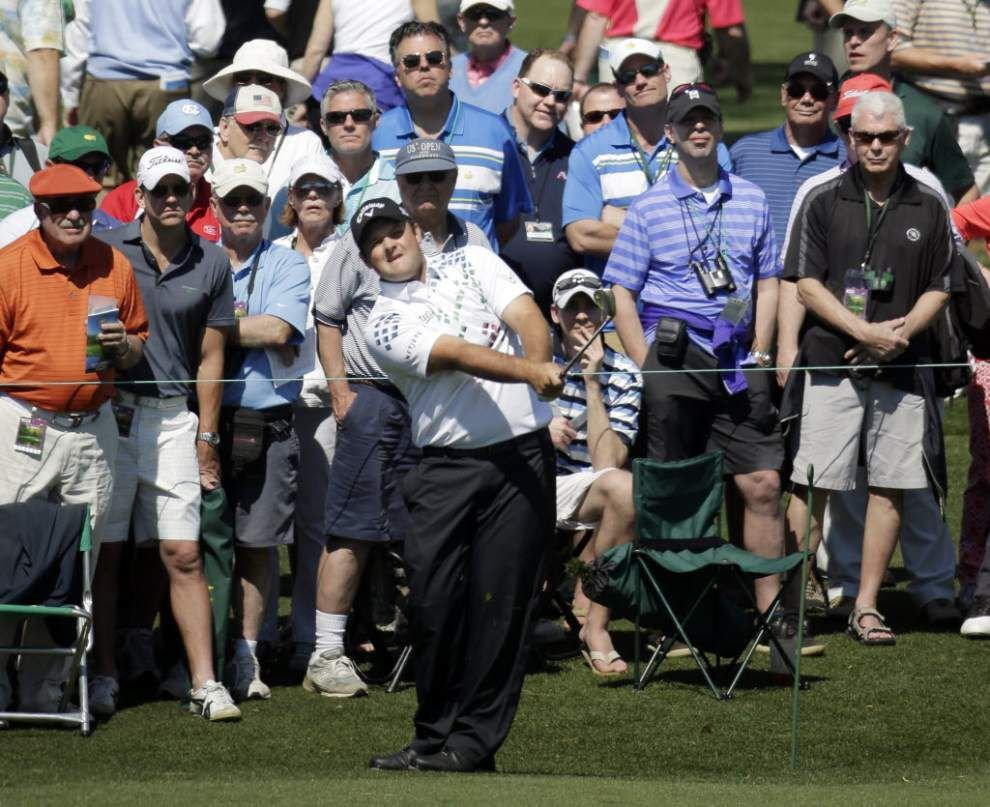 Rabalais: Patrick Reed still giving birth to golf career ... until his baby arrives _lowres